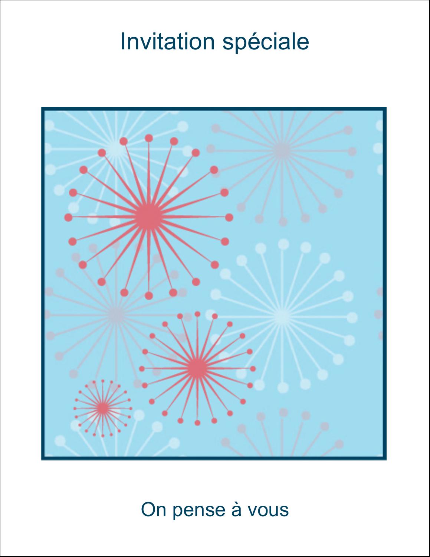 """2"""" x 3½"""" Cartes Pour Le Bureau - Célébration simple"""