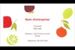 Fruits rétro Cartes Pour Le Bureau - gabarit prédéfini. <br/>Utilisez notre logiciel Avery Design & Print Online pour personnaliser facilement la conception.