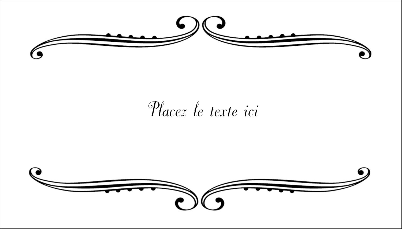 """3"""" x 5"""" Cartes Pour Le Bureau - Le mariage fantaisiste de Martha Stewart"""