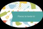 Articles de cuisine Étiquettes carrées - gabarit prédéfini. <br/>Utilisez notre logiciel Avery Design & Print Online pour personnaliser facilement la conception.