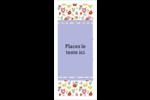 Fleurs printanières Cartes Pour Le Bureau - gabarit prédéfini. <br/>Utilisez notre logiciel Avery Design & Print Online pour personnaliser facilement la conception.
