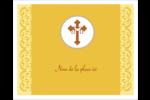 Crucifix Étiquettes rectangulaires - gabarit prédéfini. <br/>Utilisez notre logiciel Avery Design & Print Online pour personnaliser facilement la conception.