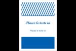 Typographie Étiquettes rondes - gabarit prédéfini. <br/>Utilisez notre logiciel Avery Design & Print Online pour personnaliser facilement la conception.