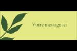 Rameau d'olivier  Étiquettes D'Adresse - gabarit prédéfini. <br/>Utilisez notre logiciel Avery Design & Print Online pour personnaliser facilement la conception.