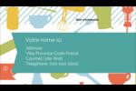 Articles de cuisine Carte d'affaire - gabarit prédéfini. <br/>Utilisez notre logiciel Avery Design & Print Online pour personnaliser facilement la conception.