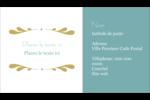 Filigrane Carte d'affaire - gabarit prédéfini. <br/>Utilisez notre logiciel Avery Design & Print Online pour personnaliser facilement la conception.