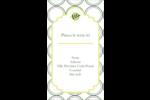 Rameau d'olivier simple Carte d'affaire - gabarit prédéfini. <br/>Utilisez notre logiciel Avery Design & Print Online pour personnaliser facilement la conception.