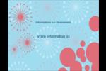 Célébration simple Cartes Pour Le Bureau - gabarit prédéfini. <br/>Utilisez notre logiciel Avery Design & Print Online pour personnaliser facilement la conception.