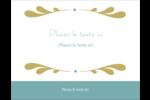 Filigrane Carte Postale - gabarit prédéfini. <br/>Utilisez notre logiciel Avery Design & Print Online pour personnaliser facilement la conception.