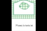 Lapin d'Écosse Carte Postale - gabarit prédéfini. <br/>Utilisez notre logiciel Avery Design & Print Online pour personnaliser facilement la conception.
