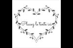 L'amour en tableau Étiquettes enveloppantes - gabarit prédéfini. <br/>Utilisez notre logiciel Avery Design & Print Online pour personnaliser facilement la conception.