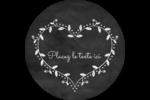 L'amour en tableau Étiquettes de classement - gabarit prédéfini. <br/>Utilisez notre logiciel Avery Design & Print Online pour personnaliser facilement la conception.