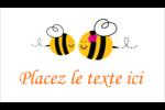 Maman abeille Carte d'affaire - gabarit prédéfini. <br/>Utilisez notre logiciel Avery Design & Print Online pour personnaliser facilement la conception.