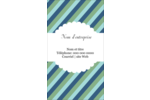 Le mariage fantaisiste de Martha Stewart Carte d'affaire - gabarit prédéfini. <br/>Utilisez notre logiciel Avery Design & Print Online pour personnaliser facilement la conception.