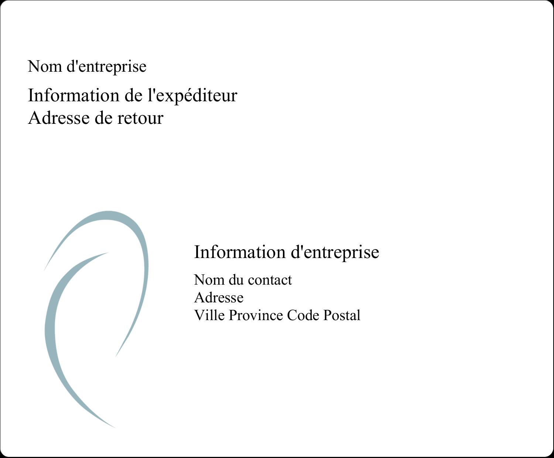 Ellipse Étiquettes d'expédition - gabarit prédéfini. <br/>Utilisez notre logiciel Avery Design & Print Online pour personnaliser facilement la conception.