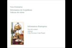 Pain et dessert Étiquettes d'expédition - gabarit prédéfini. <br/>Utilisez notre logiciel Avery Design & Print Online pour personnaliser facilement la conception.