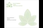 Fleur de Lotus Étiquettes d'expédition - gabarit prédéfini. <br/>Utilisez notre logiciel Avery Design & Print Online pour personnaliser facilement la conception.
