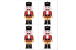 pre-designed Nutcracker templates offer a fun way for projects to express holiday cheer.