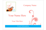 Harmonize your way into your next customizable project with this Violin Music template.