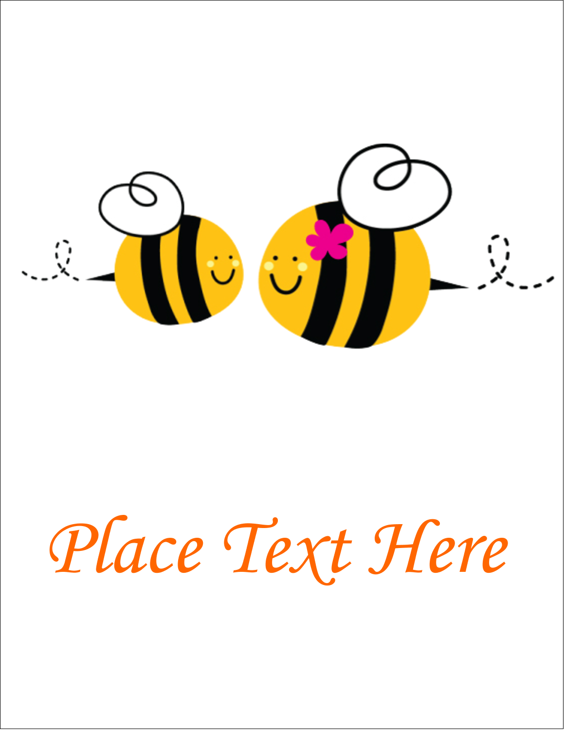 """5½"""" x 4¼"""" Postcard - Mother Bees"""