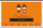Pèlerins de l'Action de grâce Cartes Et Articles D'Artisanat Imprimables - gabarit prédéfini. <br/>Utilisez notre logiciel Avery Design & Print Online pour personnaliser facilement la conception.