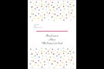 Confettis d'anniversaire Étiquettes d'expéditions - gabarit prédéfini. <br/>Utilisez notre logiciel Avery Design & Print Online pour personnaliser facilement la conception.