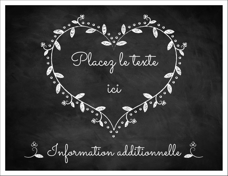 L'amour en tableau Cartes Et Articles D'Artisanat Imprimables - gabarit prédéfini. <br/>Utilisez notre logiciel Avery Design & Print Online pour personnaliser facilement la conception.