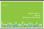 Célébration de savant fou Étiquettes d'adresse - gabarit prédéfini. <br/>Utilisez notre logiciel Avery Design & Print Online pour personnaliser facilement la conception.
