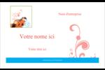 Musique de violon Badges - gabarit prédéfini. <br/>Utilisez notre logiciel Avery Design & Print Online pour personnaliser facilement la conception.