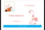 Musique de violon Étiquettes badges autocollants - gabarit prédéfini. <br/>Utilisez notre logiciel Avery Design & Print Online pour personnaliser facilement la conception.