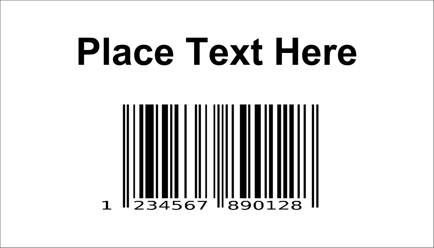 Promote smooth efficiency with help from pre-designed Bin Barcode templates.