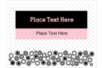 Bring playful, pretty style to custom projects with pre-designed Beauty Works templates.
