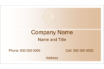 Bring elegant simplicity to custom projects with pre-designed Beige Diamond templates.