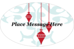 Dress custom projects in a formal look with pre-designed Elegant Christmas templates.