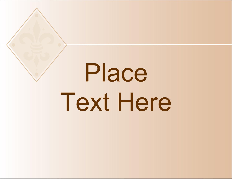 "5½"" x 4¼"" Postcard - Beige Diamond"