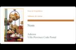 Pain et dessert Étiquettes de classement écologiques - gabarit prédéfini. <br/>Utilisez notre logiciel Avery Design & Print Online pour personnaliser facilement la conception.