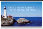Fête des Pères Cartes de souhaits pliées en deux - gabarit prédéfini. <br/>Utilisez notre logiciel Avery Design & Print Online pour personnaliser facilement la conception.