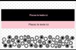 Beauté à l'état pur Cartes Et Articles D'Artisanat Imprimables - gabarit prédéfini. <br/>Utilisez notre logiciel Avery Design & Print Online pour personnaliser facilement la conception.
