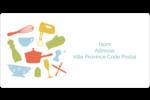 Articles de cuisine Étiquettes de classement écologiques - gabarit prédéfini. <br/>Utilisez notre logiciel Avery Design & Print Online pour personnaliser facilement la conception.