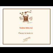 Café classique