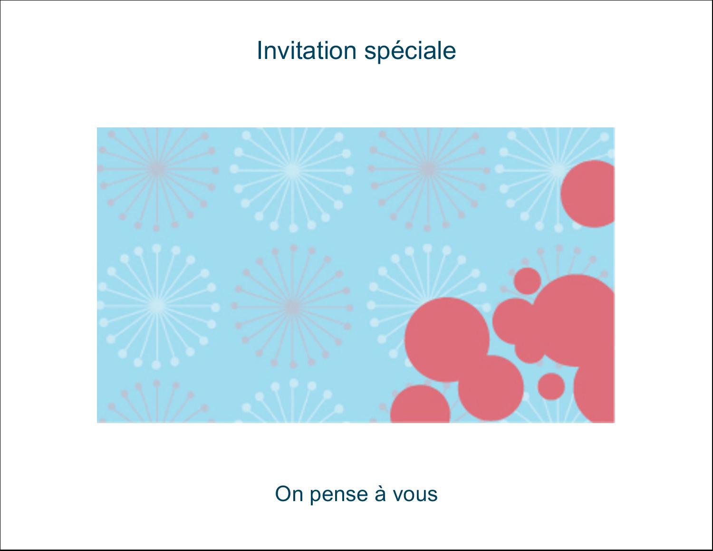 """8½"""" x 11"""" Cartes Et Articles D'Artisanat Imprimables - Célébration simple"""