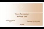 Diamant beige Cartes d'affaires - gabarit prédéfini. <br/>Utilisez notre logiciel Avery Design & Print Online pour personnaliser facilement la conception.