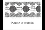 Cercles urbains jaunes Étiquettes D'Identification - gabarit prédéfini. <br/>Utilisez notre logiciel Avery Design & Print Online pour personnaliser facilement la conception.