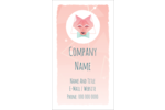 Add a youthful vibe to projects with pre-designed, customizable Formal Fox templates.