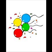 Quatre ballons
