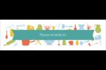 Articles de cuisine Affichette - gabarit prédéfini. <br/>Utilisez notre logiciel Avery Design & Print Online pour personnaliser facilement la conception.