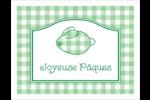 Lapin d'Écosse Cartes de notes - gabarit prédéfini. <br/>Utilisez notre logiciel Avery Design & Print Online pour personnaliser facilement la conception.
