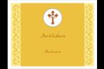 Crucifix Cartes de notes - gabarit prédéfini. <br/>Utilisez notre logiciel Avery Design & Print Online pour personnaliser facilement la conception.