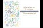 Feuillage pastel Cartes Et Articles D'Artisanat Imprimables - gabarit prédéfini. <br/>Utilisez notre logiciel Avery Design & Print Online pour personnaliser facilement la conception.