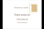 Motif fleuri Badges - gabarit prédéfini. <br/>Utilisez notre logiciel Avery Design & Print Online pour personnaliser facilement la conception.